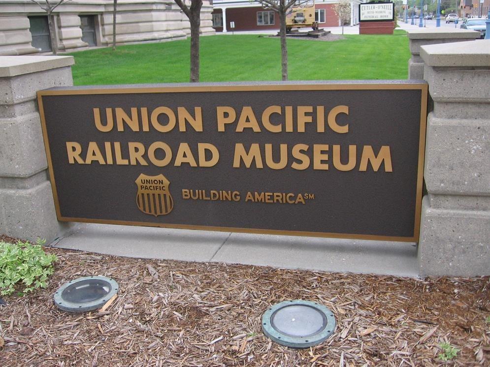 Union Pacific Railroad Museum | Council Bluffs Iowa | Real